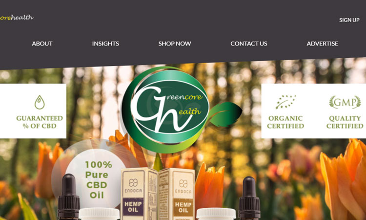 Mobile Friendly website design packages - Greencore Health